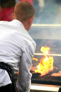 bbq barbecue met kok zoetermeer
